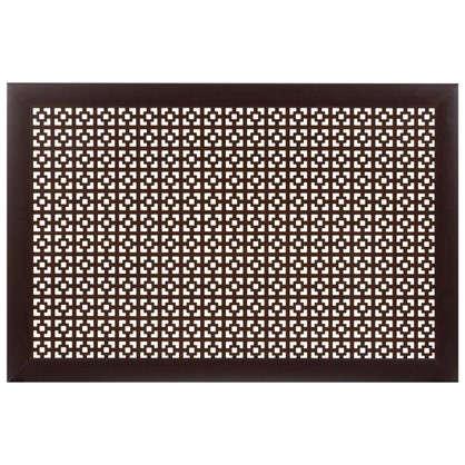Экран для радиатора Дамаско 90х60 см цвет венге цена