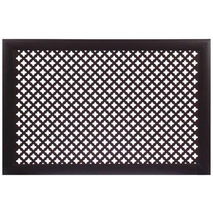 Экран для радиатора Готико 90х60 см цвет венге цена