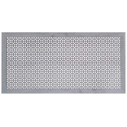 Экран для радиатора Сусанна 120х60 см цвет дуб серый цена