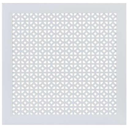 Экран для радиатора Сусанна 60х60 см цвет белый цена