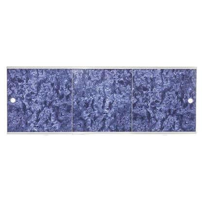 Экран под ванну Премиум А 148 см цвет сапфировый