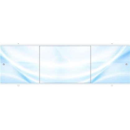 Экран под ванну Премиум А 168 см цвет голубой цена