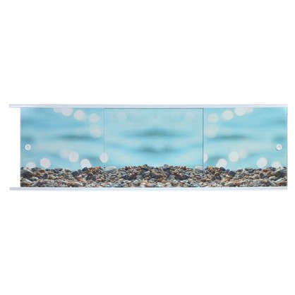 Экран под ванну Премиум Арт № 10 1.68 м цвет прохладный бриз цена