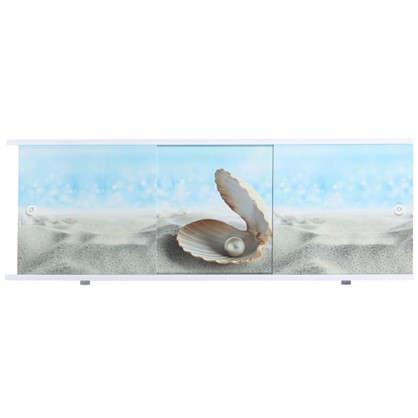 Экран под ванну Премиум Арт № 13 1.48 м цвет прохладный бриз цена