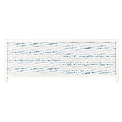 Экран под ванну Ультра лёгкий 168 см цвет аква цена