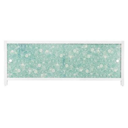Экран под ванну Ультра лёгкий 168 см цвет изумрудный цена