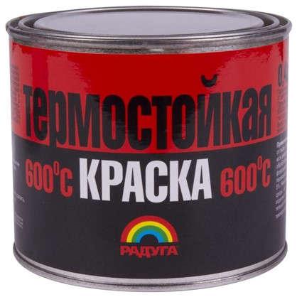 Эмаль акриловая термостойкая Р-818 цвет золотой 0.4 кг