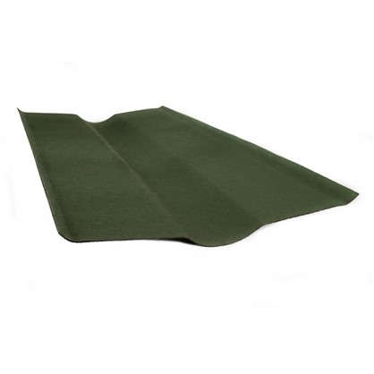 Ендова Ондулин цвет зелёный цена