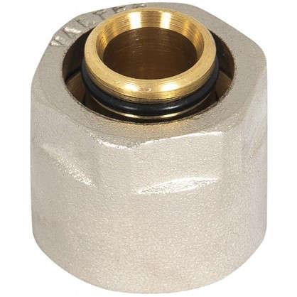 Евроконус для металлопластиковых труб внутренняя резьба 20 латунь цена
