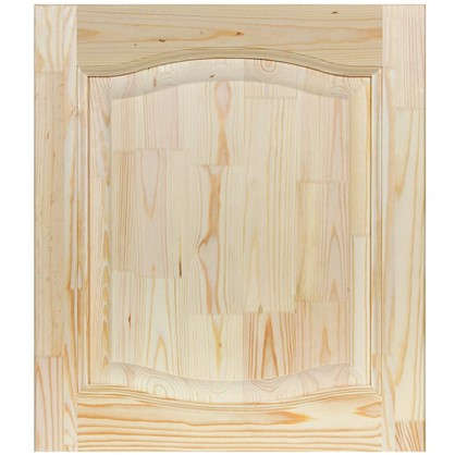 Фасад шкафа 570х496х18 мм фигурный глухой хвоя цена