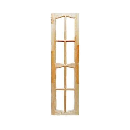 Фасад шкафа хвоя 1500х396х20 мм под стекло цена