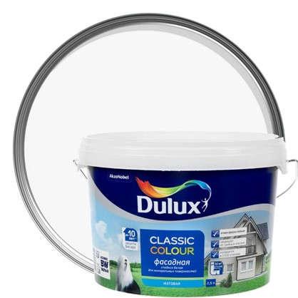 Фасадная краска Dulux Classic Colour BW 2.5 л цена