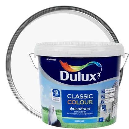 Фасадная краска Dulux Classic Colour BW 5 л цена
