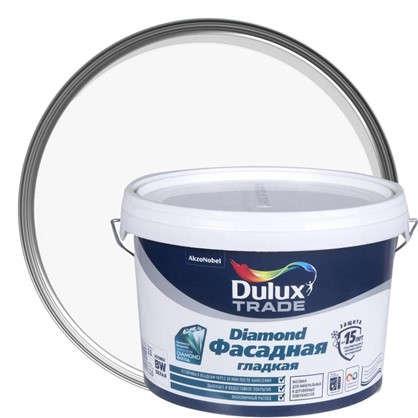 Фасадная краска Dulux Гладкая BW 2.5 л цена