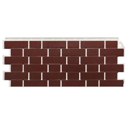 Фасадная панель FineBer Кирпич обицовочный Britt цена