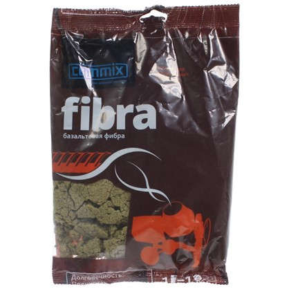Фибра базальтовая CemFibra пакет 200 г