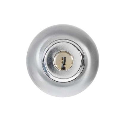 Фиксатор-ключ Palladium 10х40 мм цвет матовый хром