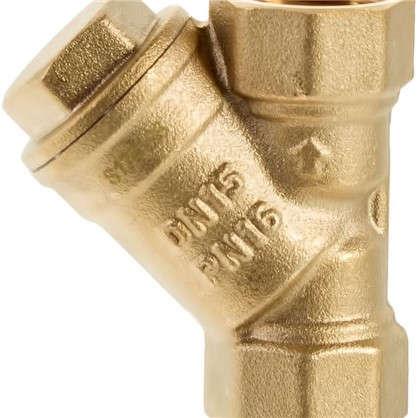 Фильтр косой 400-500 мкм латунь 1/2 дюйма цена