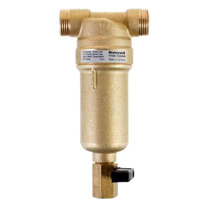 Фильтр механической очистки AAМ Honeywell FF06 для горячего водоснабжения 100 мкм  1/2 дюйма