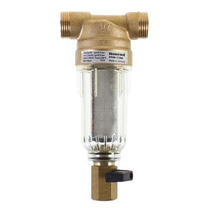 Фильтр механической очистки Honeywell для холодного водоснабжения 100 мкм 1/2 дюйма цена
