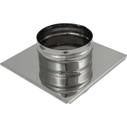 Фланец 115 мм 0.5 м нержавеющая сталь