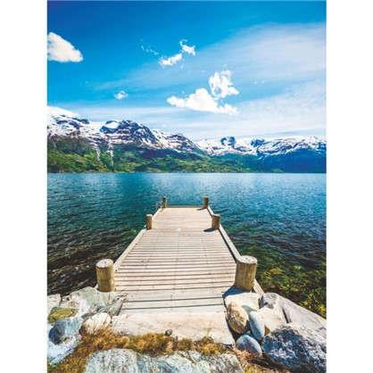 Фотообои бумажные Природа Норвегии 140x200 cм цена