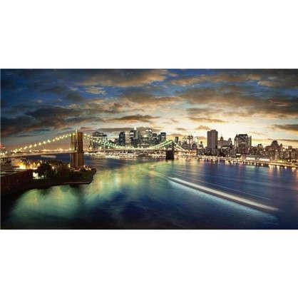 Фотообои флизелиновые Мост 370х200 см цена
