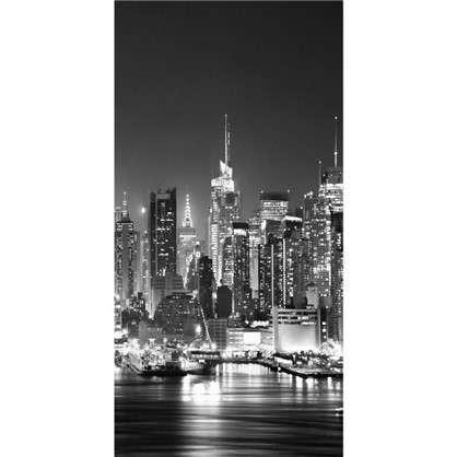 Фотообои флизелиновые Ночная панорама 100х200 см цена