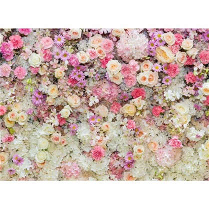 Фотообои флизелиновые Розы 370х270 см цена
