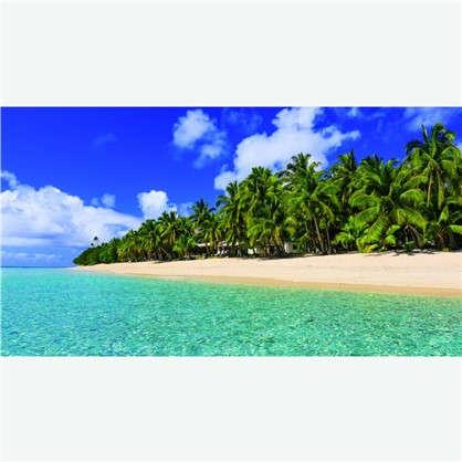Фотообои флизелиновые Тропикана 200х370 cм