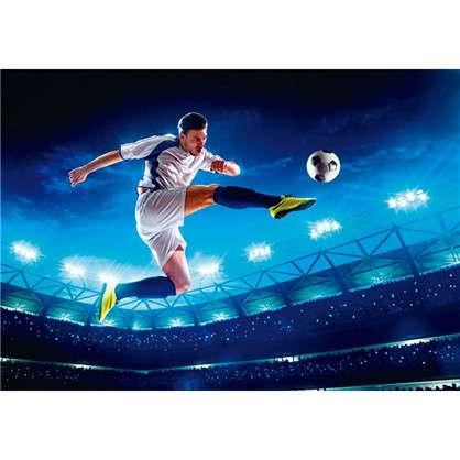 Фотообои Звезда футбола 200х140 см цена