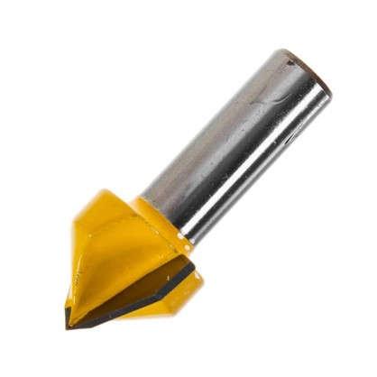 Фреза пазовая галтельная V-образная D25.4 мм цена
