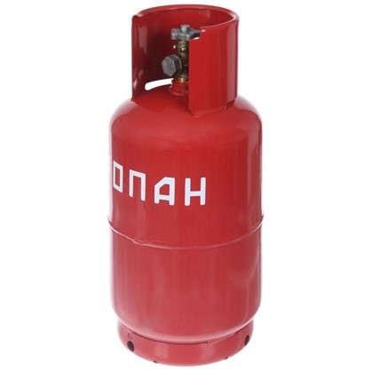 Газовый баллон 12 л с редуктором РДСГ 1-1.2 цена