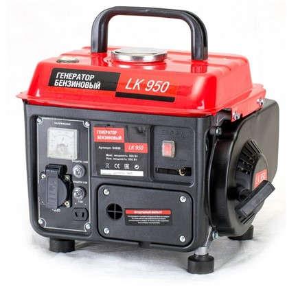 Генератор бензиновый 0.65 кВт