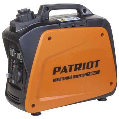 Генератор бензиновый инверторный Patriot 1000I 0.7 кВт цена