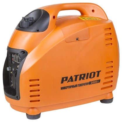 Генератор бензиновый инверторный Patriot 2000I 1.5 кВт цена
