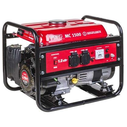 Генератор бензиновый Maxcut MC 1500 1 кВт цена