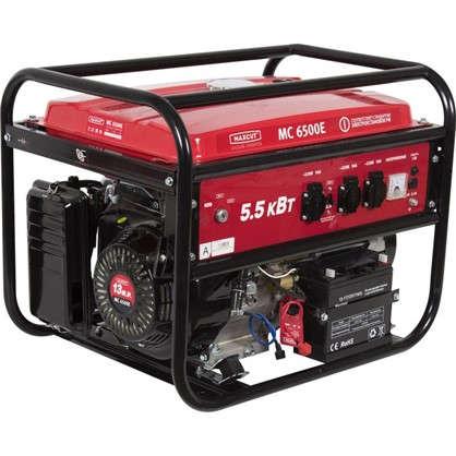Генератор бензиновый Maxcut MC 6500E 5 кВт