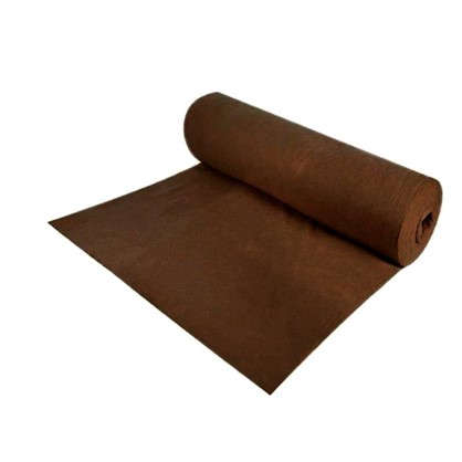 Геотекстиль 100 г/м 1х20 м цвет коричневый цена