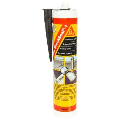 Герметик битумный Sika BlackSeal-1 310 г