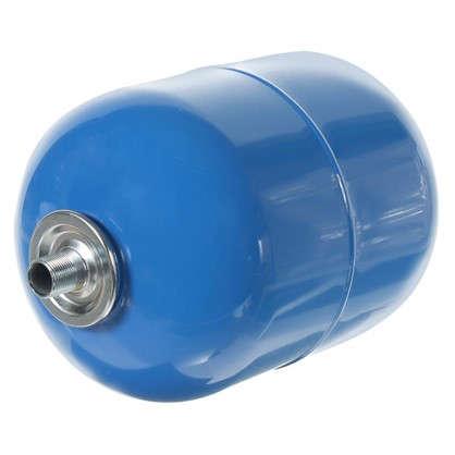 Гидроаккумулятор вертикальный 10 л фланец оцинкованная сталь