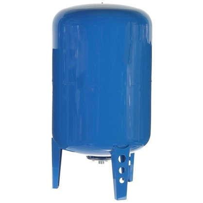 Гидроаккумулятор вертикальный 150 л фланец нержавеющая сталь