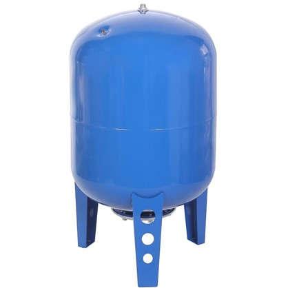 Гидроаккумулятор вертикальный 200 л фланец нержавеющая сталь