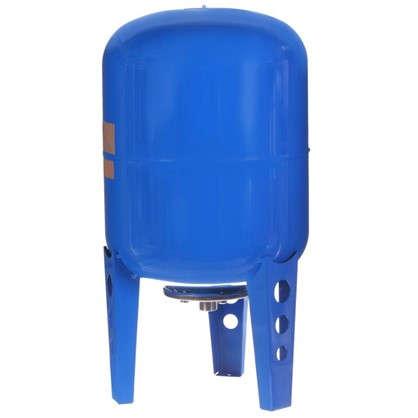 Гидроаккумулятор вертикальный 50 л фланец нержавеющая сталь цена