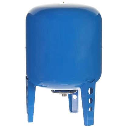 Гидроаккумулятор вертикальный 80 л фланец нержавеющая сталь