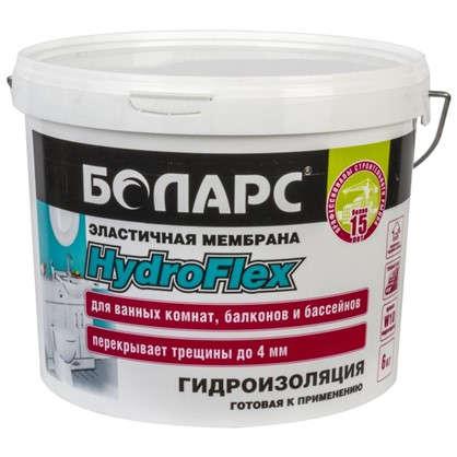 Гидроизоляция Боларс HydroFlex 6 кг цена