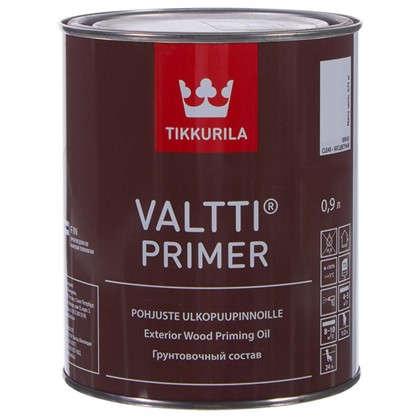 Грунт-антисептик Valti Primer бесцветный 0.9 л цена