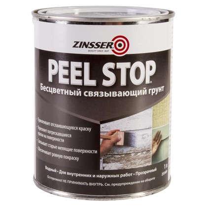 Грунт связывающий Zinsser Peel Stop 1 л бесцветный