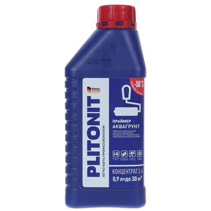Грунтовка для влажных помещений Plitonit АкваГрунт 0.9 л