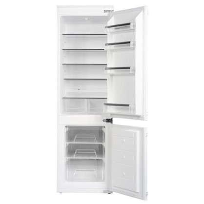 Холодильник встраиваемый двухкамерный Hansa BK316.3 178х54 см цвет белый